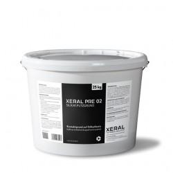 XERAL PRE 02 Silikat-Putzgrund (25kg-Eimer)